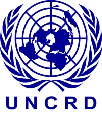 Logo of UNCRD, United Nation Center for Regional Development
